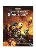 Games Workshop Warhammer Age of Sigmar - Soulbound RPG: Starter Set