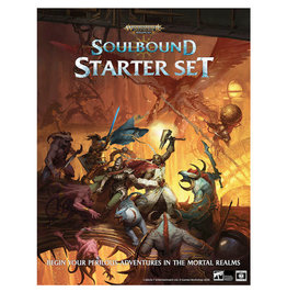 Games Workshop Warhammer Age of Sigmar - Soulbound RPG: Starter Set