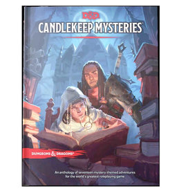 Wizards of the Coast D&D RPG: Candlekeep Mysteries