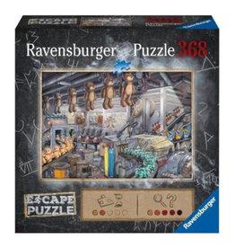 Ravensburger Toy Factory Escape Puzzle 368 PCS