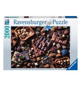 Ravensburger Chocolate Paradise Puzzle 2000 PCS