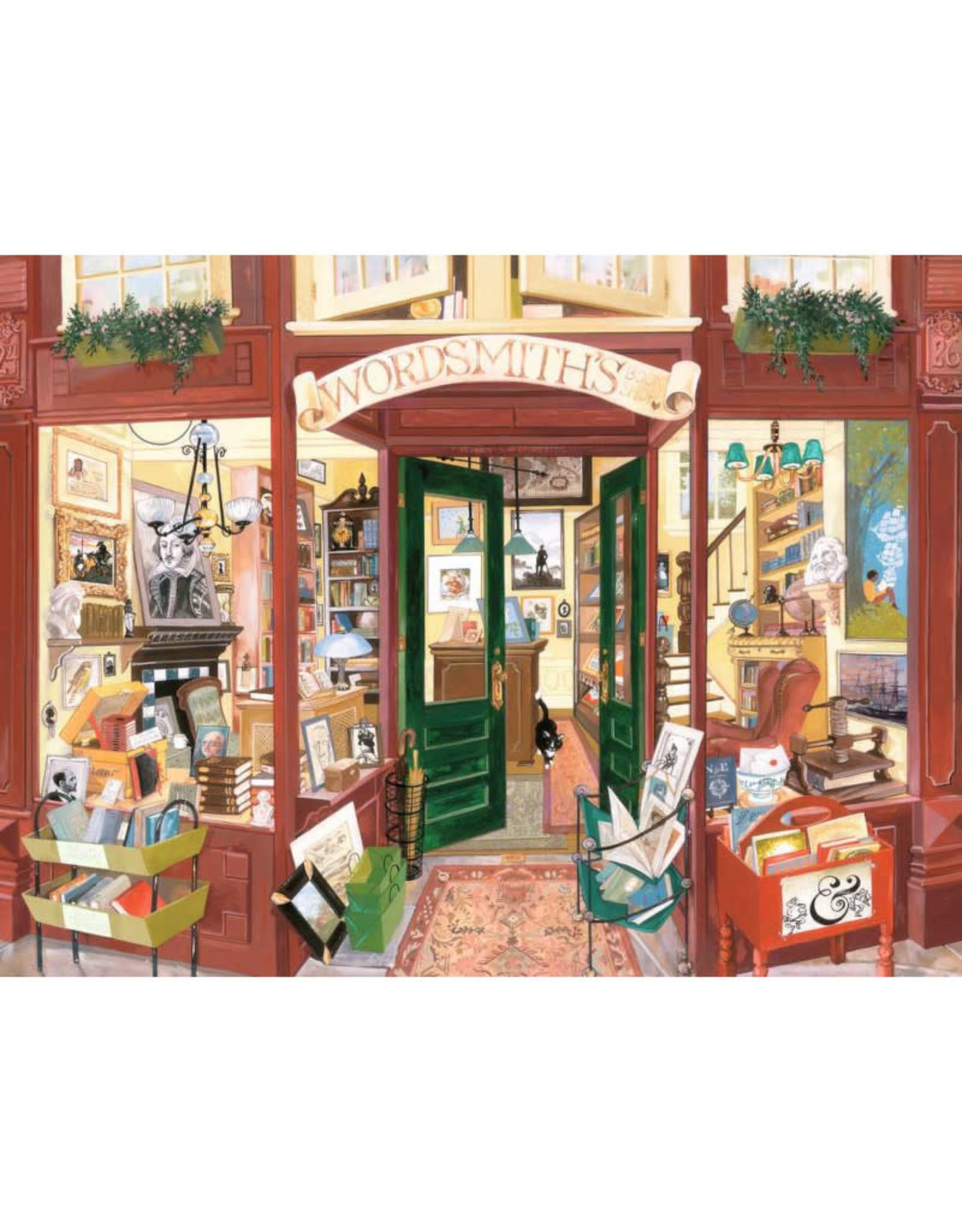 Ravensburger Wordsmith's Bookshop Puzzle 1500 PCS