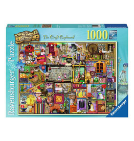Ravensburger The Craft Cupboard Puzzle 1000 PCS