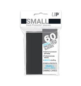 Dex Protection Deck Protectors: Small Size (60) Black