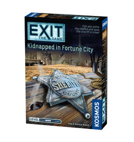 Thames and Kosmos (November 2021 - January 2022) Exit:  Kidnapped In Fortune City