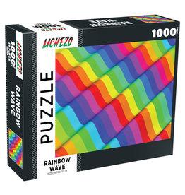 Miscellaneous Rainbow Wave Puzzle 1000 PCS