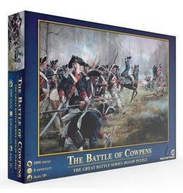 Miscellaneous Battle of Cowpens Puzzle 1000 PCS