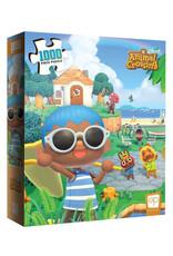 USAopoly Animal Crossing Summer Fun 1000 PCS