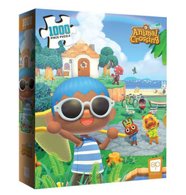 USAopoly Animal Crossing Summer Fun Puzzle 1000 PCS