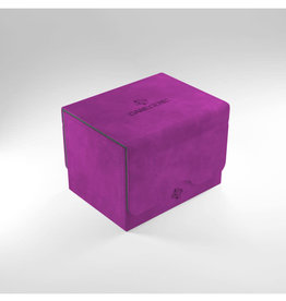 Deck Box: Sidekick 100+ Purple