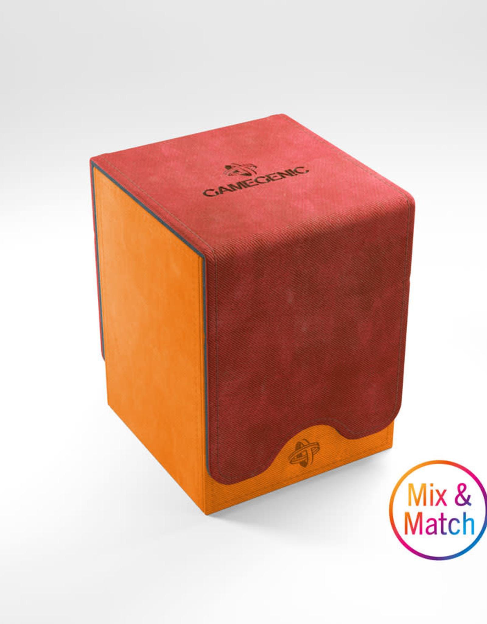 Deck Box: Squire 100+ Orange
