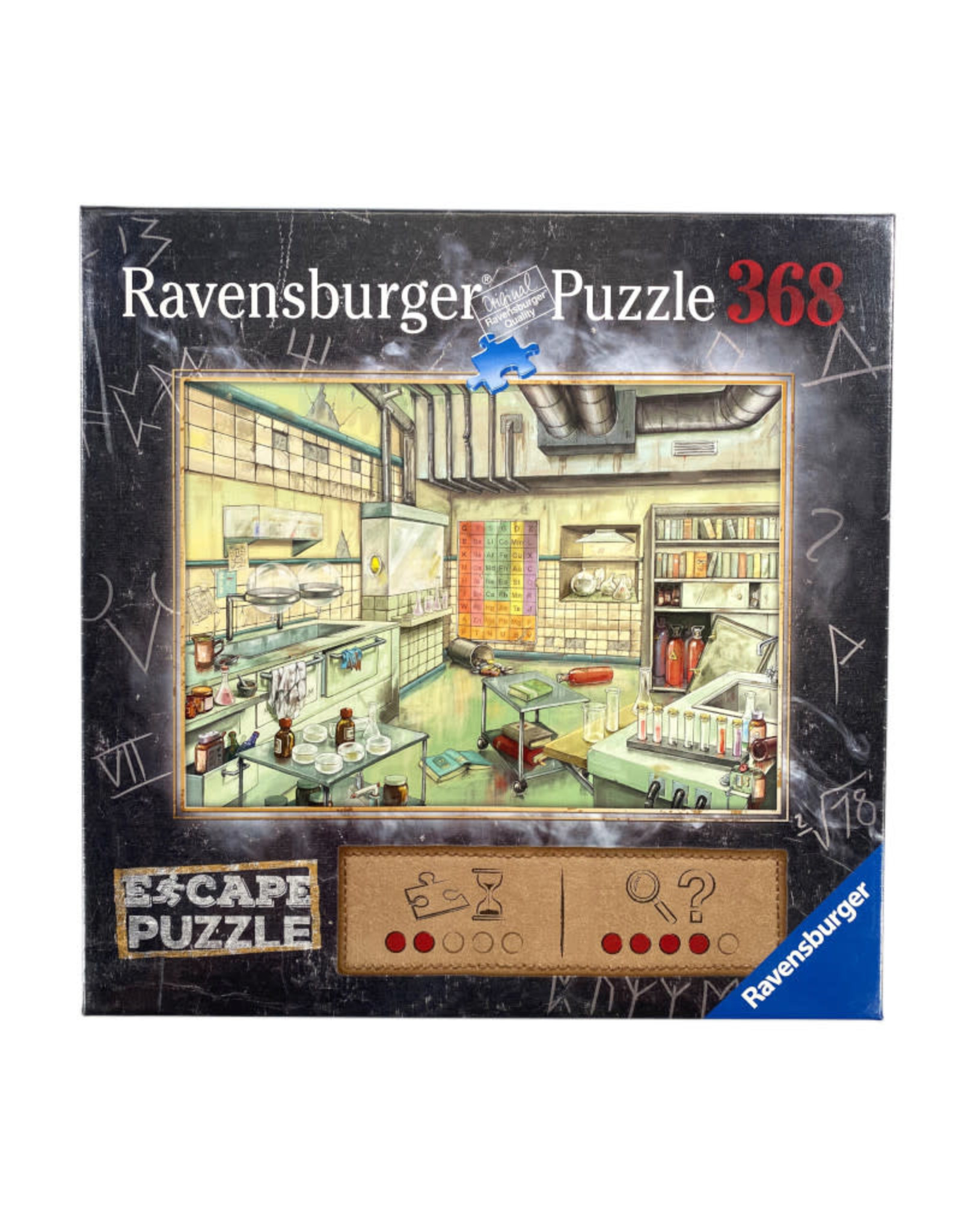 Ravensburger Laboratory Escape Puzzle 368 PCS