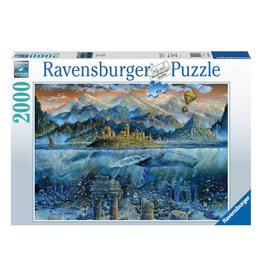 Ravensburger Wisdom Whale Puzzle 2000 PCS