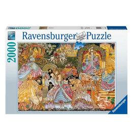 Ravensburger Cinderella Puzzle 2000 PCS