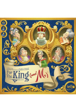 Iello (October-14 2021) For the King and Me