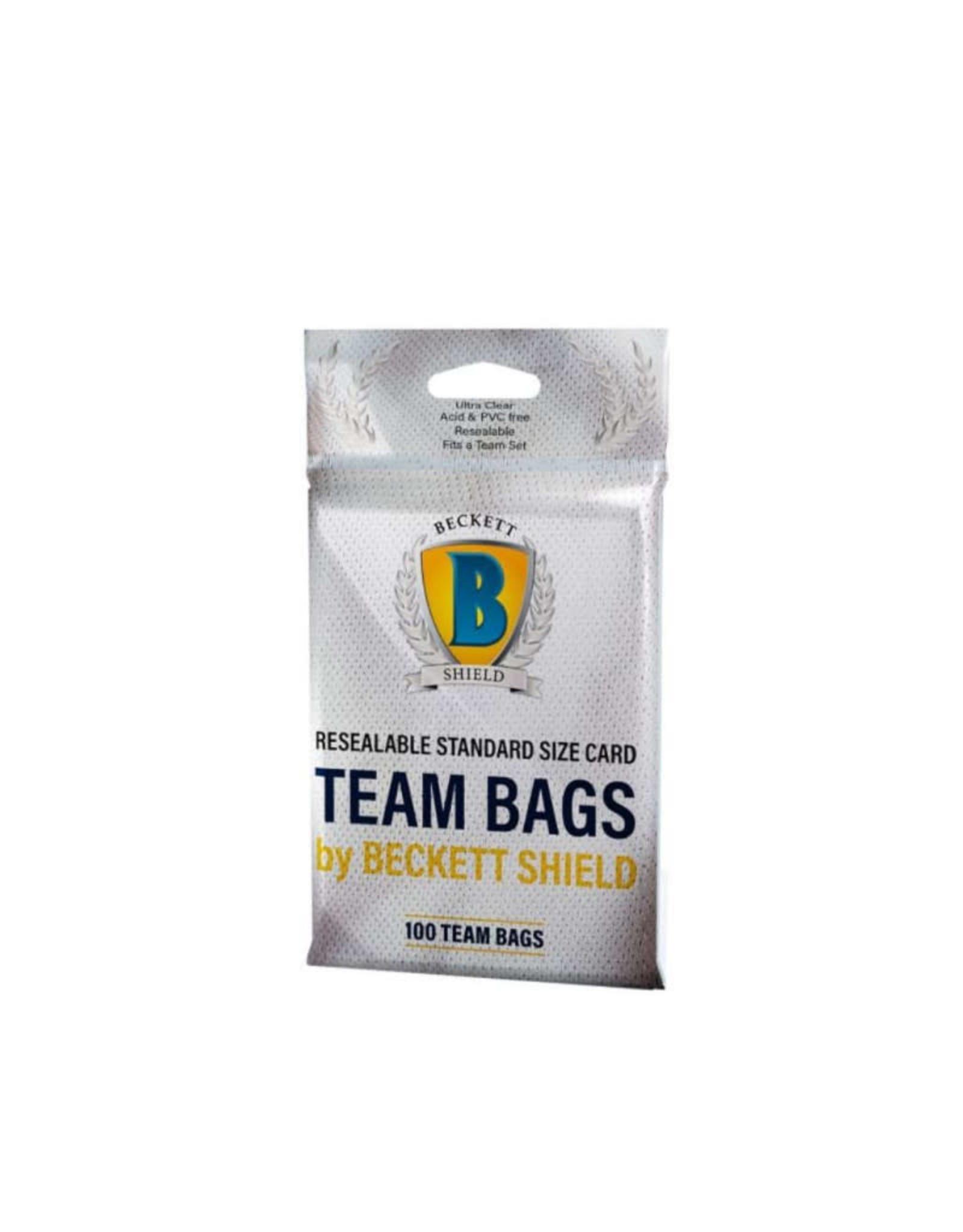 Arcane Tinmen Beckett Shield: Team Bags (100)
