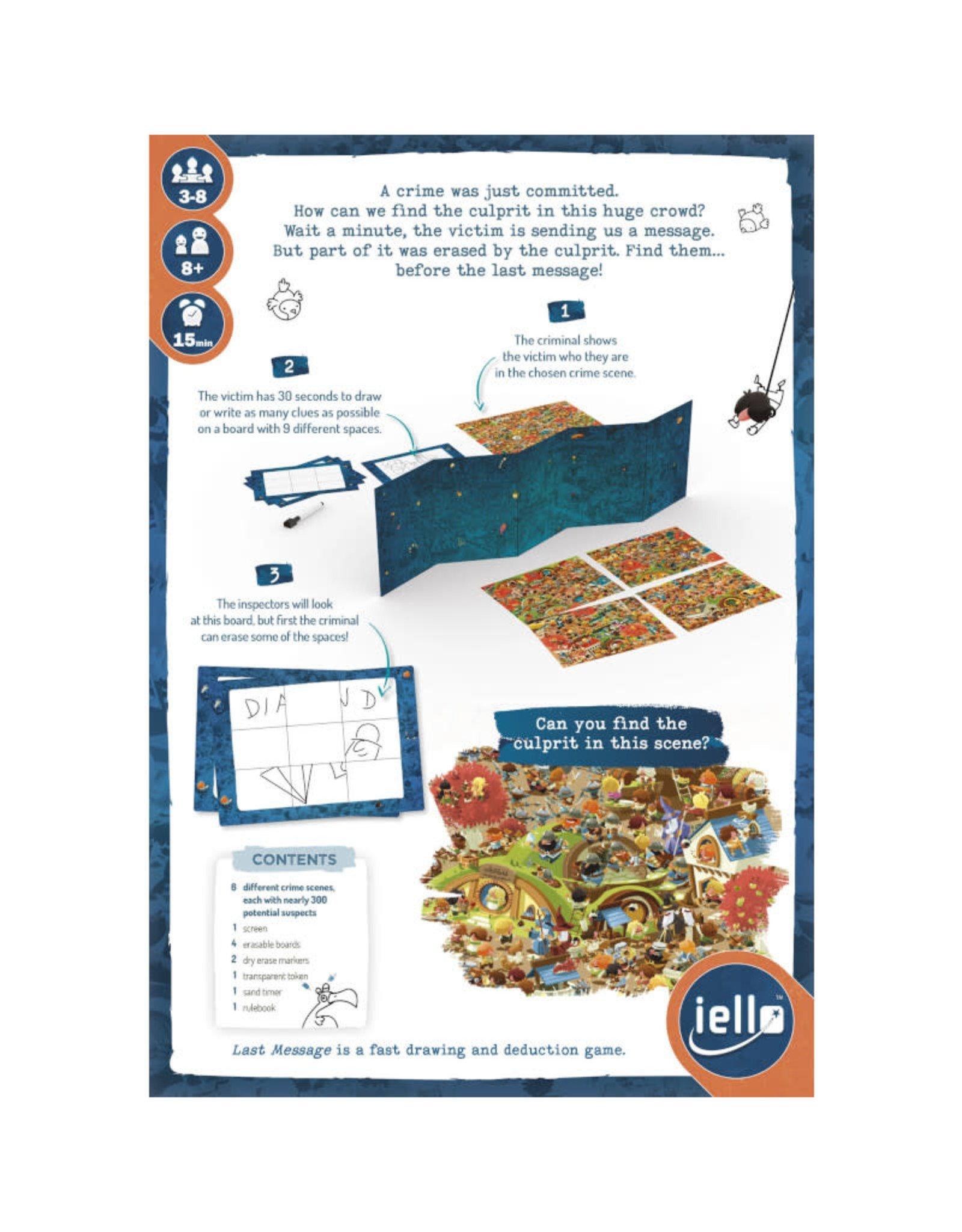 Iello Last Message (Pre-Order)
