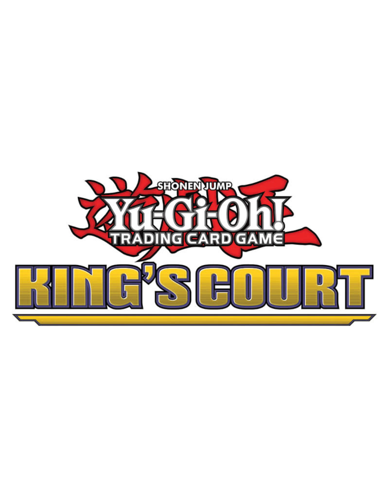 Konami Yu-Gi-Oh Booster Box (24) King's Court (Pre-Order)