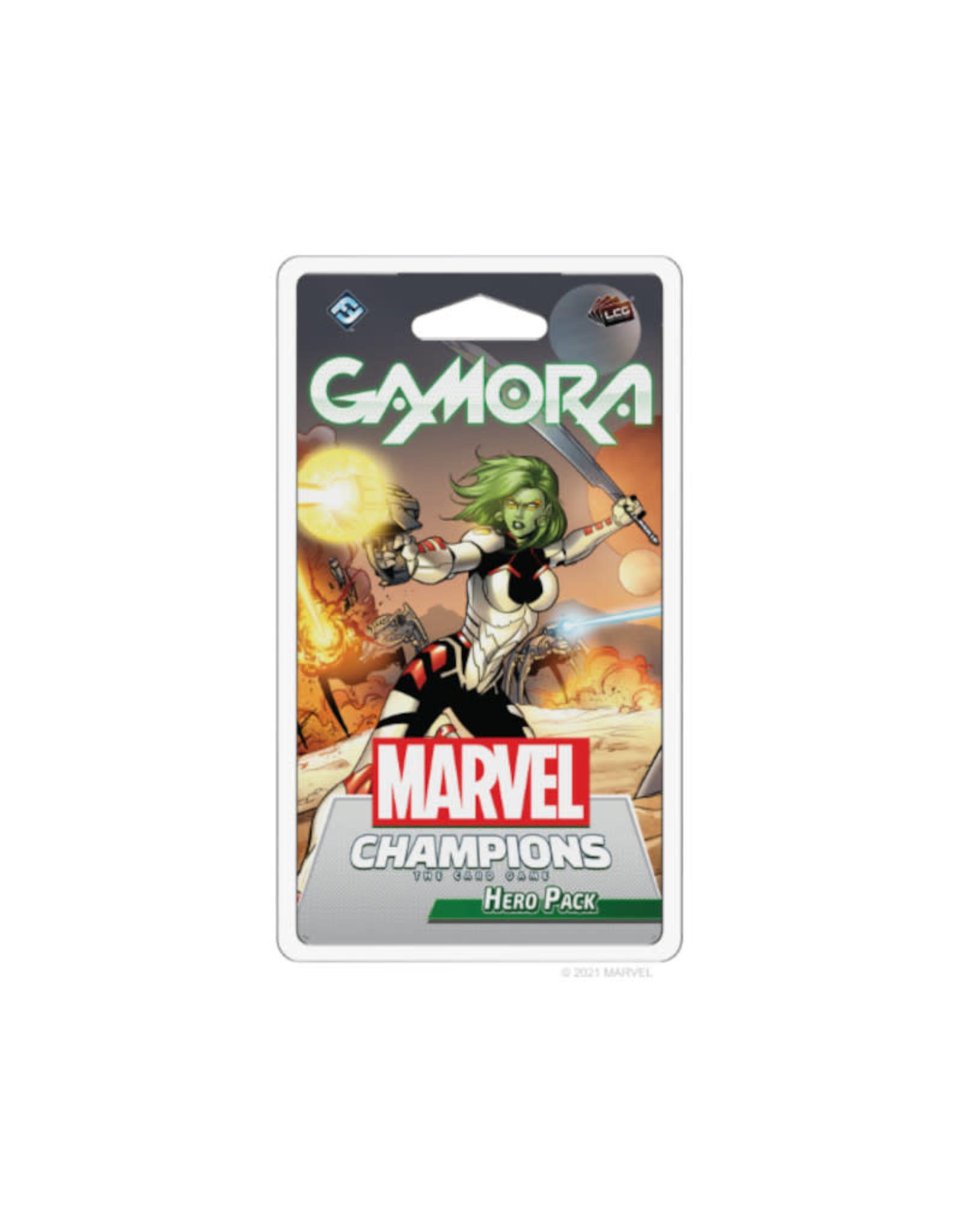 Fantasy Flight Games Marvel Champions LCG Gamora