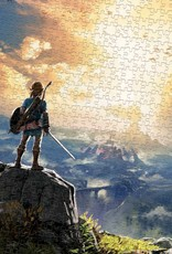 USAopoly Zelda Breath of the Wild Puzzle 1000 PCS