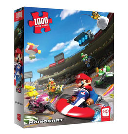 USAopoly Mario Kart Puzzle 1000 PCS