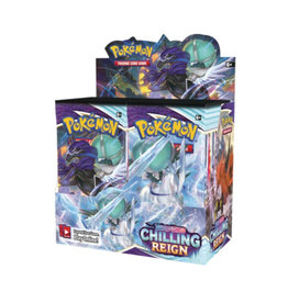 Pokemon Pokemon Booster Box (36) Chilling Reign