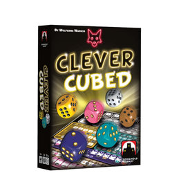 Stronghold Games Clever Cubed (Pre-Order)
