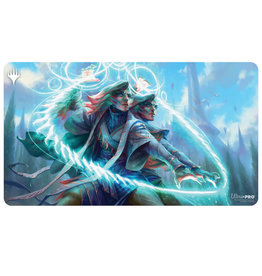 MTG Playmat Adrix and Nev Twincasters