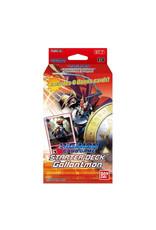 Miscellaneous (November-19 2021) Digimon Card Game Starter Deck Gallantmon