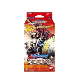 Miscellaneous (December-10 2021) Digimon Card Game Starter Deck Gallantmon