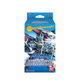 Miscellaneous (December-10 2021) Digimon Card Game Starter Deck Ulforce Veedramon