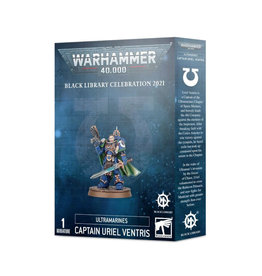 Games Workshop Warhammer 40k Space Marines Captain Uriel Ventris