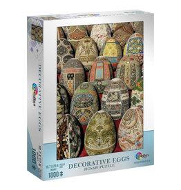 Mchezo Decorative Eggs Puzzle 1000 PCS