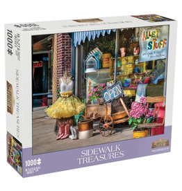 Miscellaneous Sidewalk Treasures Puzzle 1000 PCS