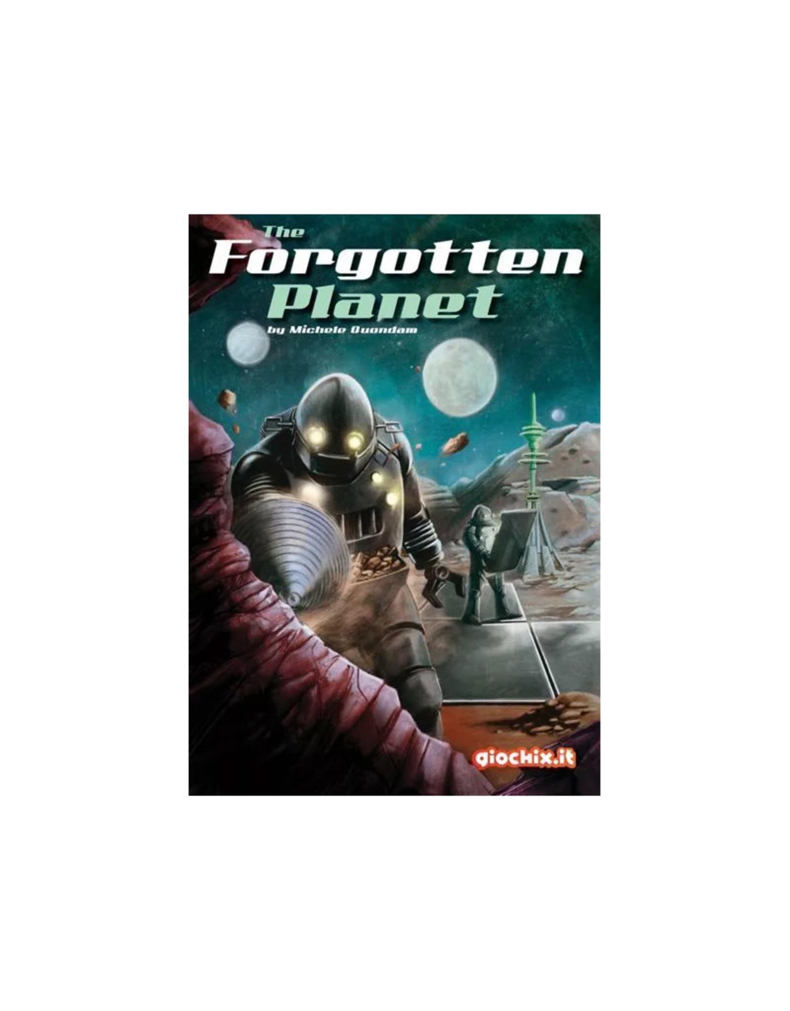 GIOchix.it The Forgotten Planet