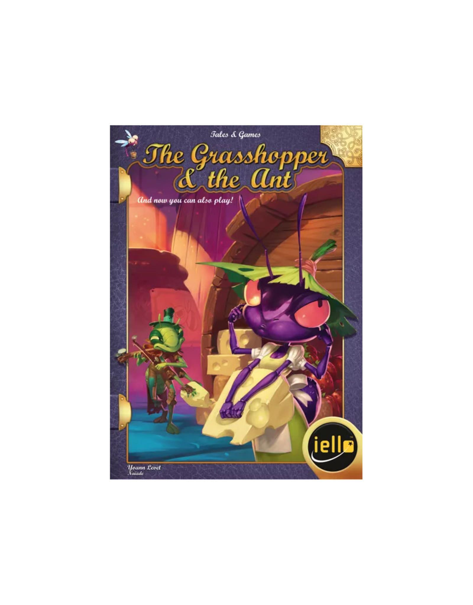 Iello The Grasshopper & The Ant