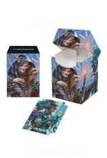 MTG Strixhaven 100+ Deck Box V3 Valentin & Lisette