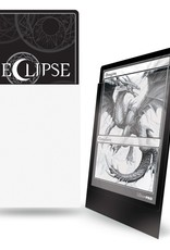 Sleeves: Pro-Matte Eclipse (100) Arctic White