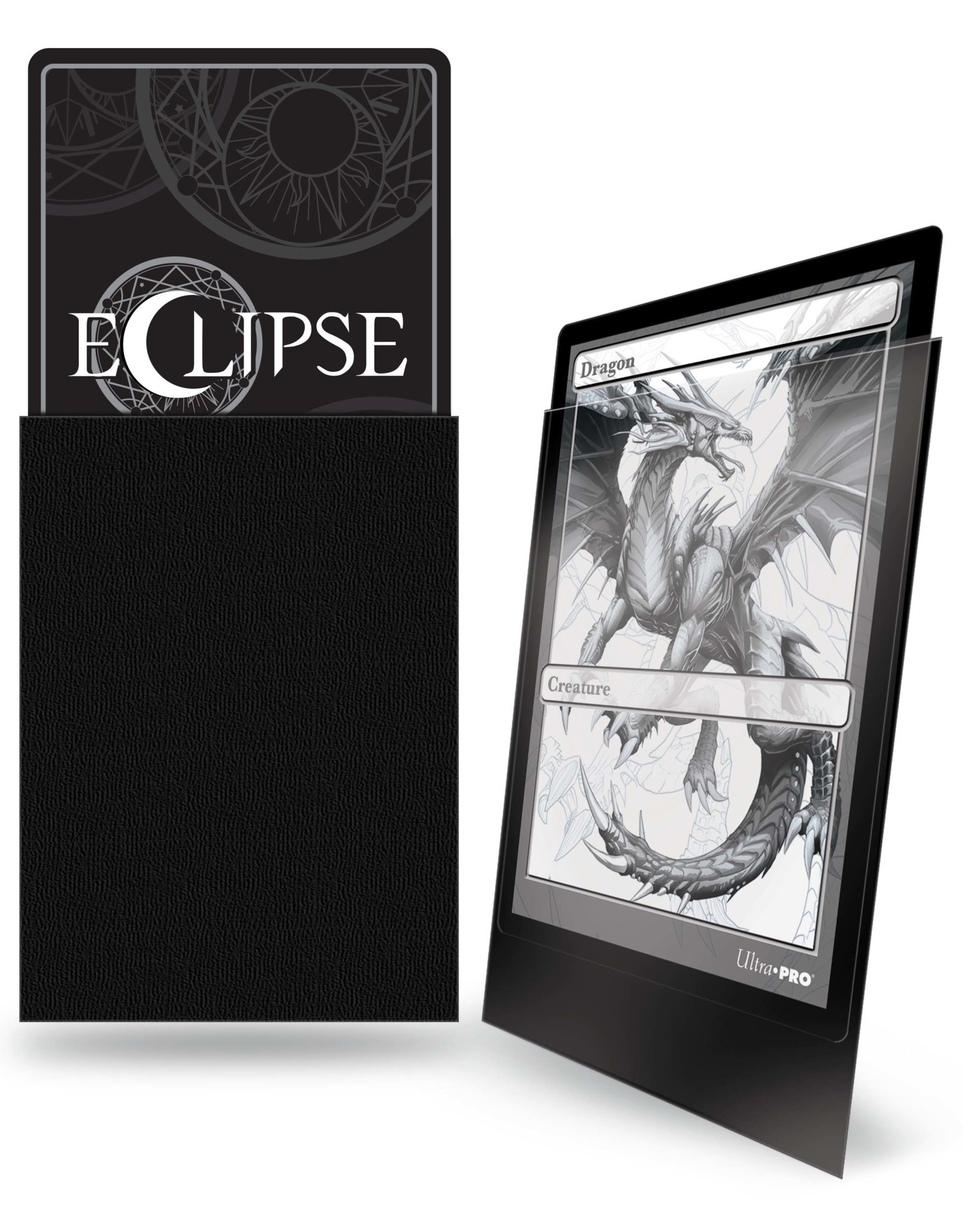 Sleeves: Pro-Matte Eclipse (100) Jet Black