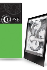 Sleeves: Pro-Matte Eclipse (100) Lime Green