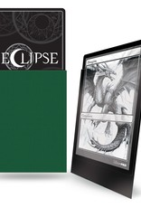 Sleeves: Pro-Matte Eclipse (100) Forest Green