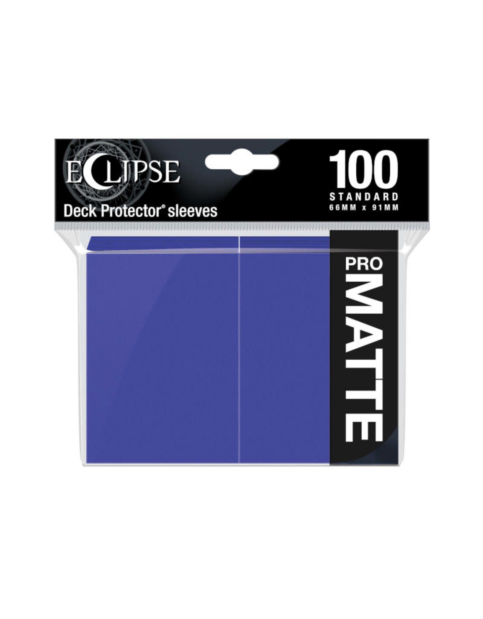 Sleeves: Pro-Matte Eclipse (100) Royal Purple