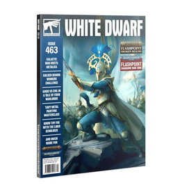 Games Workshop White Dwarf Monthly Issue 463 Apr 2021