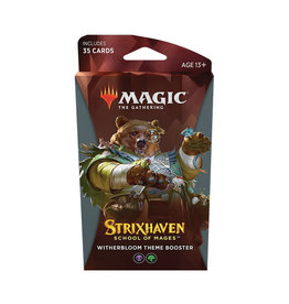 Wizards of the Coast MTG Theme Booster: Strixhaven Witherbloom