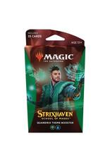 Wizards of the Coast MTG Theme Booster: Strixhaven Quandrix