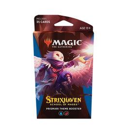 Wizards of the Coast MTG Theme Booster: Strixhaven Prismari