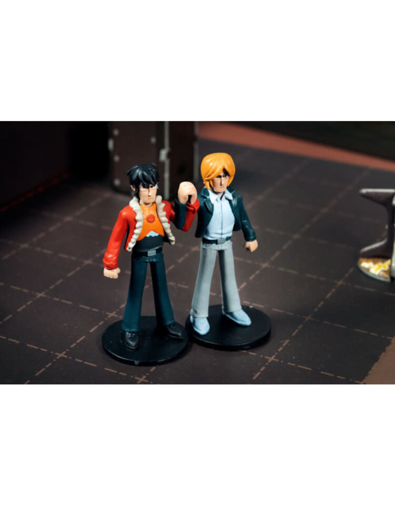 Renegade Games Scott Pilgrim Collector's Edition Figure Set