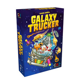 Czech Games Edition Galaxy Trucker (Pre-Order)