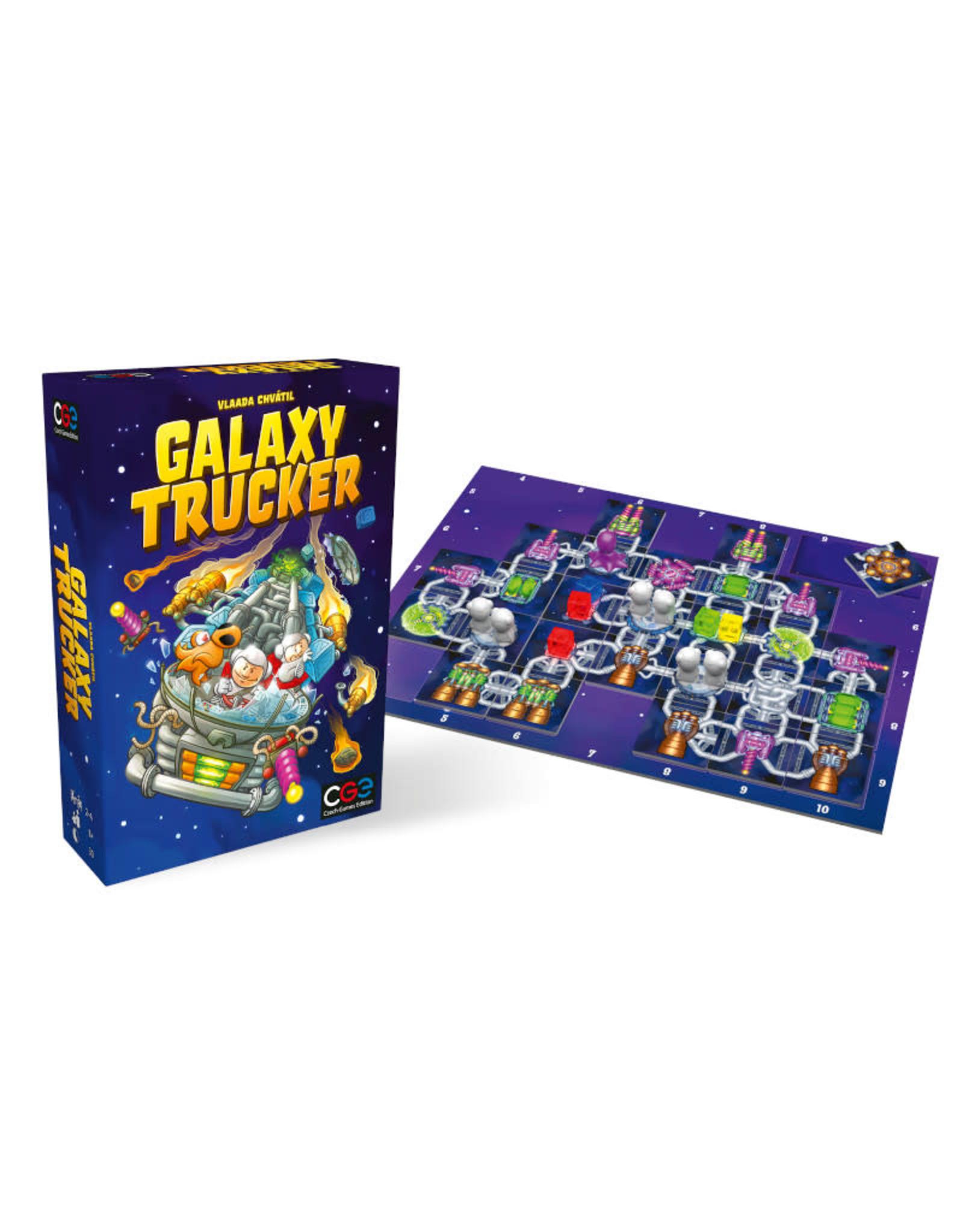 Czech Games Edition Galaxy Trucker (Pre-Order)