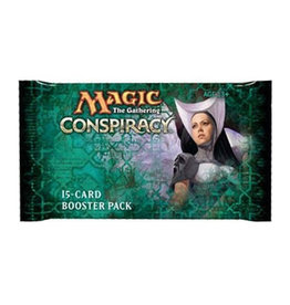 Wizards of the Coast MTG Draft Booster Pack: Conspiracy